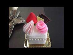 ショートケーキの作り方|フェルト|編み物・手芸・ソーイング|ハンドメイド、手作り作品の作り方ならアトリエ