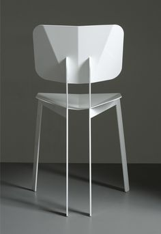 Origami Chair by So Takahashi