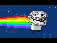 Nyan Troll (Original) - YouTube