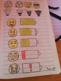 Emoji drawing ideas