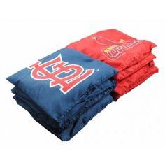 St Louis Cardinals (8) 12oz Replacement Cornhole Bean Bags