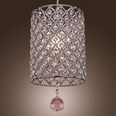 US SALE  Modern Crystal Ceiling Light Pendant Lamp Fixture Lighting Chandelier #unbrandedgeneric #Modern