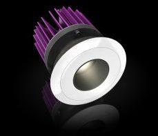 Cube Lighting Purple Snowflake Recessed Spotlights, Light Purple, Cube, Lighting, Lights, Lightning