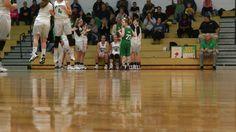 Seton's girls basketball team cruised past visiting Athens Saturday night 49-26.