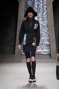 Ashley Williams Fall 2015 Ready-to-Wear - Collection - Gallery - Style.com
