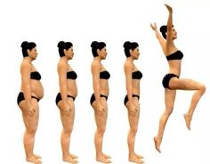 Identify yourself in the line up.....Slim n fit with Clean 9 Detox