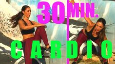 Slim Waist & Abs Exercises | 30 Minute Cardio Workout