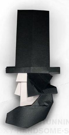 Origami Lincoln