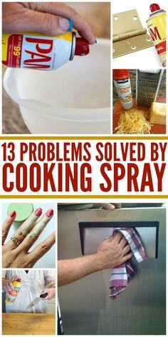 Awesome cooking spray hacks you're going to have to see to believe!