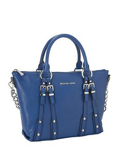 MICHAEL MICHAEL KORS Leigh Medium Satchel