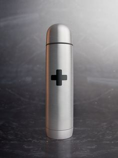 Water bottle, rendered in KeyShot by Esben Oxholm.