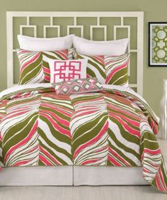 New bedding and accessories by Trina Turk! http://www.claytongrayhome.com/category.php?category_id=123