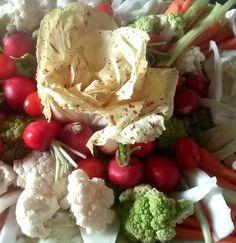 Storia #pinzimonio di verdure