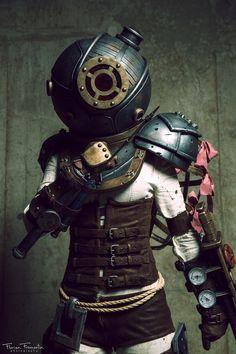 Big sister, Bioshock - Cosplay Japan Expo 2014 | by flexgraph