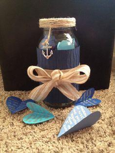 geschenke für männer zum selbermachen blau valentinstag