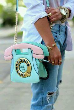 Gördünüz çanta çok güzeldir