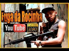 FUGA DA ROCINHA - FILME COMPLETO 2016 FULL HD
