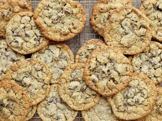 These are every bit as good as the real thing!  Save the recipe for Copycat Mrs. Fields Chocolate Chip Cookies!