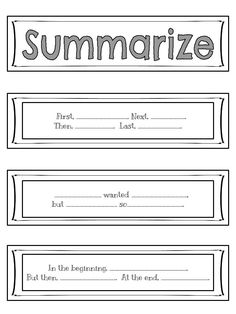 Sentence frames: Kinsella may have started these for ELL students ...
