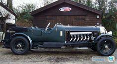 V12  merlin engine Bentley speed 6