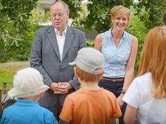 Zeitung WESTFALEN-BLATT: Bielefeld - Peer Steinbrücks Besuch in Bielefeld