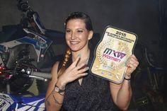 Motocross Italia - KIARA FONTANESI FESTEGGIA E ANNUNCIA IL PASSAGGIO ALLA HONDA