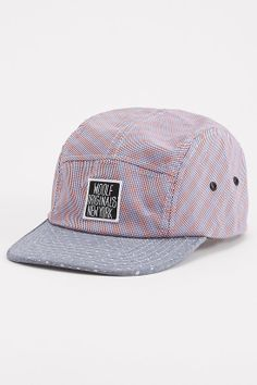 Five Panel Hat - Woolf - Hats   JackThreads Five Panel Hat 342602ce22e43