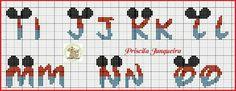 Embroidery Alphabet, C2c, Cross Stitch, Kids Rugs, Cartoon, Disney, Pattern, Lincoln, Cross Stitch Letters