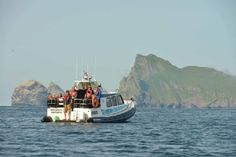 Our St Kilda Trips depart from Stein on the Isle of Skye. Each trip is accompanied by an experienced guide to bring the story of St Kilda to life.
