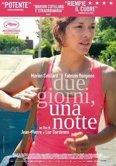 La classe lavoratrice si piega, non si spezza e reagisce, firmato Jean-Pierre e Luc Dardenne. #Duegiorniunanotte con la premio Oscar #MarionCotillard