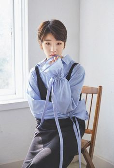 Park So Dam is the new muse for clothing line 'SOFAA' | allkpop.com