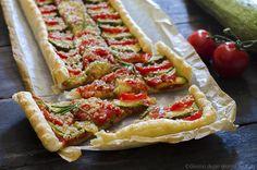 La torta salata estiva un tripudio di colori e sapori per una ricetta che si mangia con gli occhi e con la bocca. Prova la ricetta su Giorno dopo giorno