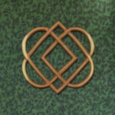 Knot of Four Hearts-Celtic Wood Carving-Family Love Knot MEANING: Here are 4 hearts, facing four directions, formed from one continuous line. Can you find all four? To the Celts, a knot formed from one continuous line evoked eternity. Hearts symbolize Love and Relationships. $78.00: