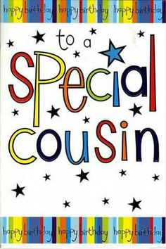 Special Cousin