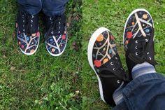 """Una tarde en el parque con las zapatillas """"Mackintosh"""". Disponibles en nuestra página web:  http://lolitalunakids.files.wordpress.com/2013/10/lolitaluna-zapatillas-mackintosh-adulto.jpg"""