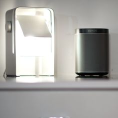 The Sonos Play: wireless HiFi speaker - add speakers as you want to create incredible sound!