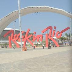 Eu entrei no Rock in Rio sem ingresso???