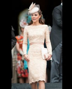Kate Middleton + Alexander Mc Queen = Match made in HEAVEN !