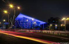 Lima #Peru Gran Teatro Nacional, San Borja #nightshot  | MH