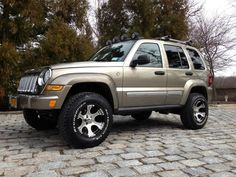 2005 Jeep Liberty Limited CRD - TURBO DIESEL - Lifted