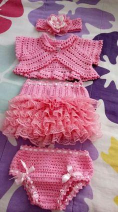 Image gallery – Page 471963235947854357 – Artofit Crochet Baby Pants, Baby Girl Crochet, Newborn Crochet, Cute Crochet, Baby Blanket Crochet, Crochet For Kids, Easy Crochet, Knitting Baby Girl, Baby Knitting Patterns