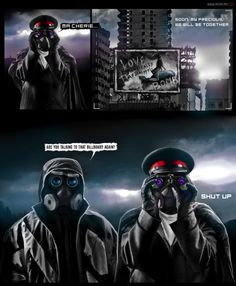 Romantically Apocalyptic - Webcomic - Funny, dark, insane, great execution