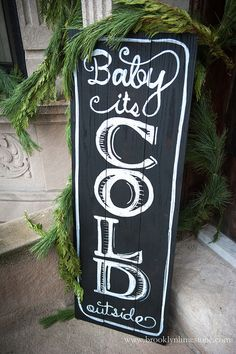 ChristmasStoopBrooklynLimestone20131201-3 by MrsLimestone, via Flickr