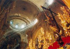 La «otra» Semana Santa - Religión Sociedad - ABC.es San Gil, Painting, Christ The Redeemer, Saints, Palm Sunday, Zaragoza, Painting Art, Paintings, Painted Canvas