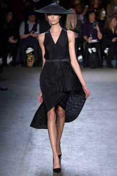 FALL 2014 RTW CHRISTIAN SIRIANO COLLECTION