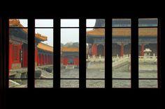 Forbidden City … Caged