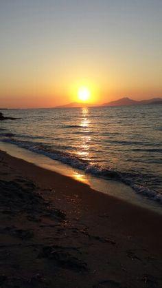 Sunset#Tigaki Beach#Kos