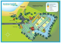 Click to enlarge the Park Map
