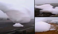 A strange sky phenomenon took place in the region of Doukkala in Morocco.On February 4, 2016, a group of citizens witnessed the moment that weird ...