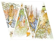 Free printable peter rabbit                                                                                                                                                                                 Plus